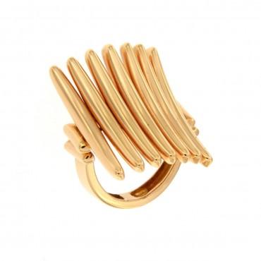 anello oro rosa