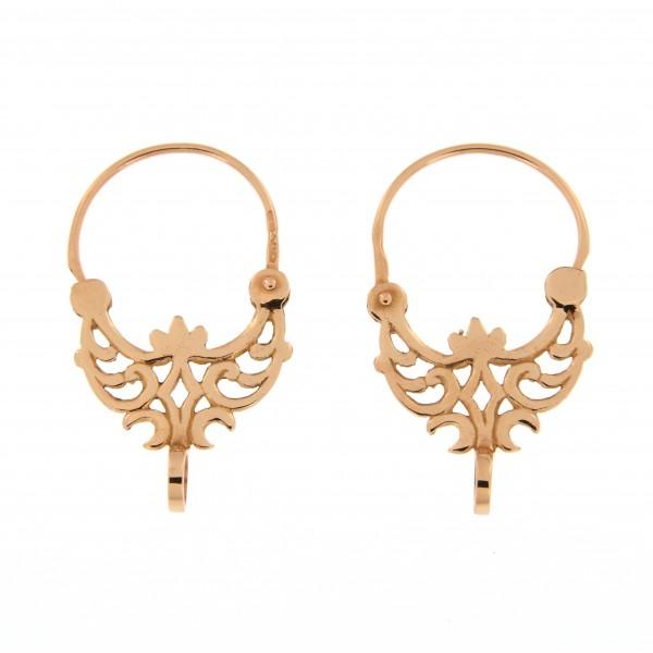 Lake of Como earrings