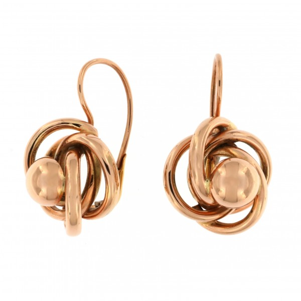 Valtellina traditional earrings