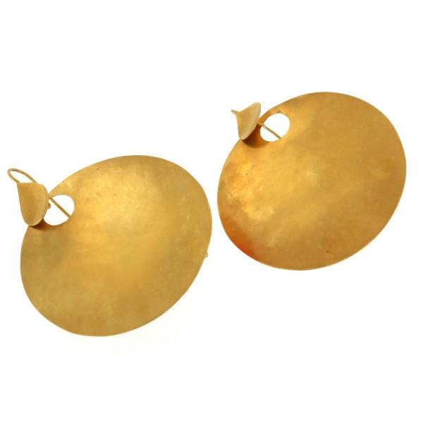 Orecchini oro a cerchio
