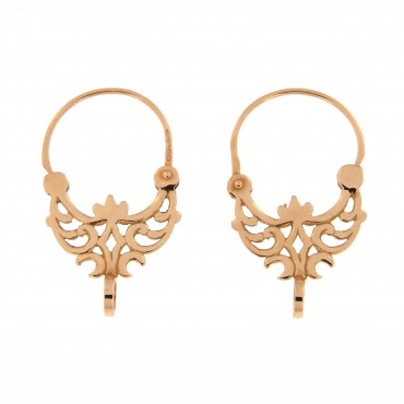 Lake of Como earrings