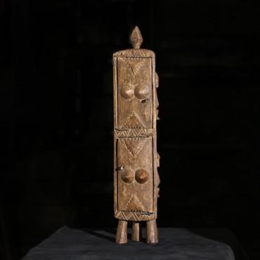 dogon wooden sculpture