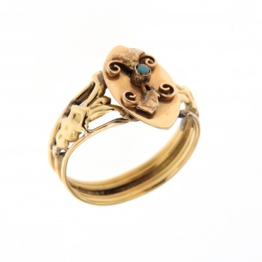 gold old ring