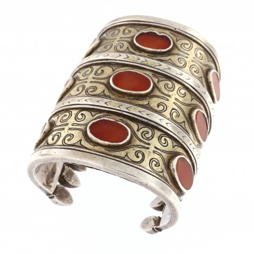 bracciale turcomanno teke